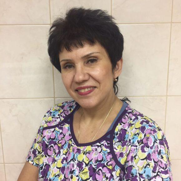 Елькина Антонина Анатольевна